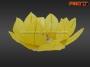 Geltonas vandens žibintas 40 cm