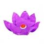 Violetinis vandens žibintas  40cm