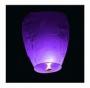 Violetinis dangaus žibintas